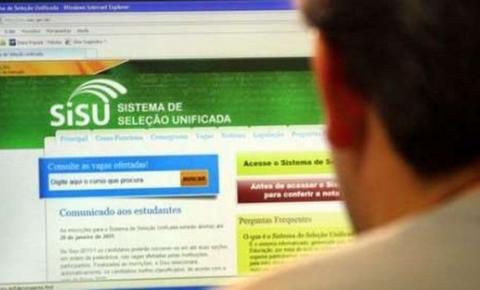 MEC divulga lista de aprovados no Sisu; consulte o resultado