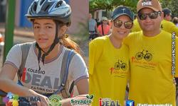 VEJAS AS FOTOS DO 1º PEDAL DO COLÉGIO IDEAL DE FÁTIMA DO SUL