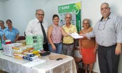 Hospital de Caarapó recebe doação de R$ 70 mil em equipamentos através da Vara do Trabalho de Fátima do Sul
