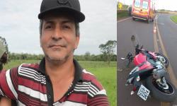 Policial militar de Dourados morre em acidente com motocicleta em Itaporã