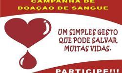Corpo de Bombeiros de Fátima do Sul realizará campanha de doação de sangue no dia 24 de agosto de 2019