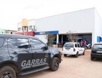 Casal é suspeito de assalto à agência da Caixa e roubo de R$ 1 milhão do BB