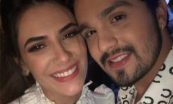 Luan Santana anuncia casamento