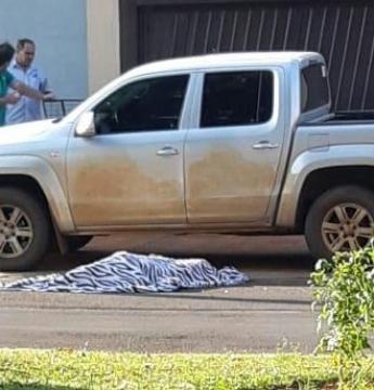 Homem é executado perto de escola infantil em Ponta Porã