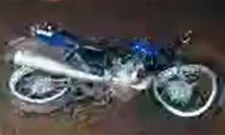 Acidente entre carro e motocicleta mata jovem e deixa mulher gravemente ferida na MS-276 entre Indápolis e Lagoa Bonita