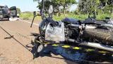 Motociclista de 19 anos morre após bater na traseira de caminhonete em rodovia de MS