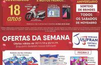 Confira as ofertas da semana do Mercado Julifran de Fátima do Sul, compre e concorra a vários prêmios