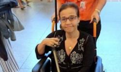 Cláudia Rodrigues inicia tratamento com novo medicamento trazido dos EUA