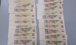 Ação de presidiário que dizia ser morador em Fátima do Sul, termina com descoberta de dinheiro falso após anúncio na OLX