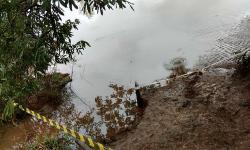 Morador em Culturama encontrado boiando no Rio Dourados em Fátima do Sul, foi assassinado com facada no peito