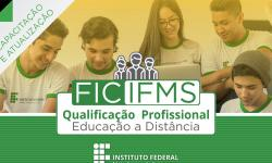IFMS abre inscrições para 750 vagas em cursos para Fátima do Sul e 14 cidades do MS