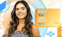 'BBB 20': Gizelly é eliminada do 'Big Brother' com 54,79% dos votos
