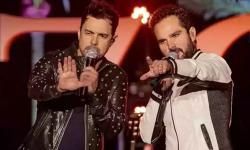 Live de Zezé Di Camargo e Luciano é cancelada após caso de COVID-19