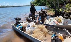 PMA e Imasul iniciam Operação Piracema, reforçando a fiscalização nos rios do Estado