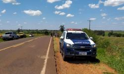 Homem de 46 anos morre atropelado em Deodápolis