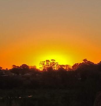Meteorologia prevê fim de semana de sol, calor e tempo seco em MS