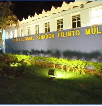 Escola Estadual Senador Filinto Muller, realizará a licitação na modalidade ''Pregão Presencial