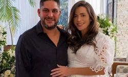 Jorge, da dupla com Mateus, se casa com ex-mulher do seu ex-cunhado