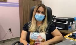Através de LIVE, Secretária de Saúde fala sobre variante P2 da COVID-19 que surgiu em Fátima do Sul