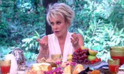 Ana Maria choca ao revelar o que faz com mesa de café da manhã no