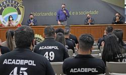 Governo amplia vagas do concurso da Polícia Civil e nomeia 225 investigadores e escrivães