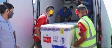 Mato Grosso do Sul receberá novo lote com 70.160 doses da vacina contra Covid-19