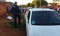 Acusado de atropelar e matar jovem em Dourados ameaçou matar ex-mulher no mesmo dia e continua foragido