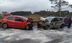 Policial militar morre em acidente com pista congelada em SC; horas antes, fez postagens sobre neve