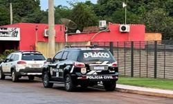Ex-prefeito de Maracaju é alvo de operação por suspeita de desvio