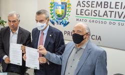 Governador sanciona lei que reduz ICMS da energia elétrica para 1 milhão de unidades consumidoras
