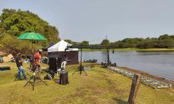 Gravações da história que encantou o Brasil começam e o Pantanal de MS já recebe protagonistas da trama