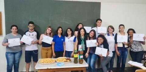 FAFS/Universidade Brasil promoveu curso de técnicas de redação gratuitamente