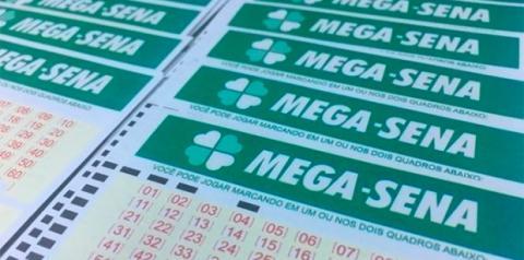 Mega-Sena sorteia hoje prêmio de R$ 12 milhões