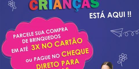 INFORME PUBLICITÁRIO: Dia das Crianças no Mercado Julifran de Fátima do Sul