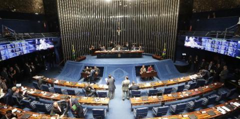 Senado aprova texto principal da reforma da Previdência em 2º turno