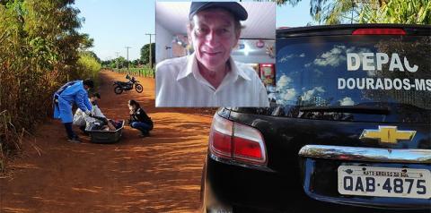 Corpo de agricultor que estava desaparecido desde segunda é encontrado carbonizado em Dourados