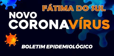 BOLETIM 29/05: Sobe para 61 o número de pacientes com Covid-19 em Fátima do Sul