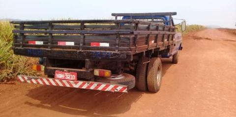 Veículo tomado em golpe do falso frete em Dourados é recuperado