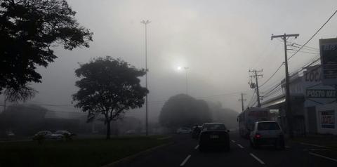 Terça-feira de tempo instável e temperaturas amenas em Mato Grosso do Sul