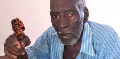 Morre aos 101 anos, 'Seu Joaquim', pai do radialista do Cícero Lopes