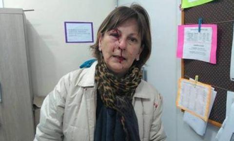 Professora denuncia aluno de 15 anos por agressão em escola de SC: 'Dilacerada'