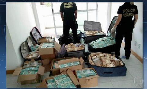 Dinheiro achado em imóvel que seria usado por Geddel soma mais de R$ 51 milhões