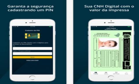 Demorou, mas chegou! CNH digital ganha aplicativo oficial para Android e iOS