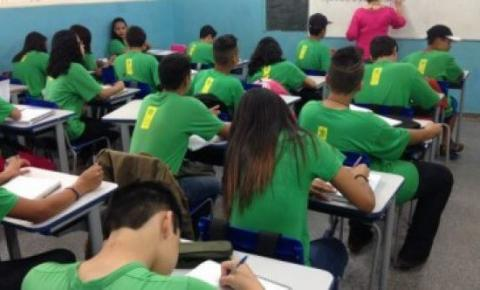 Termina no domingo o período de matrículas nas escolas do Estado