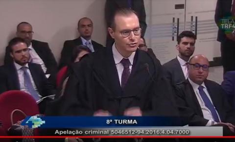 AO VIVO: Julgamento de Lula no TRF4 sobre caso triplex