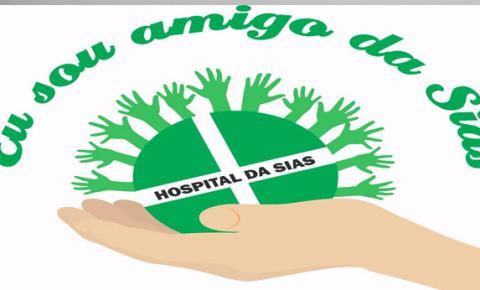 Hospital da SIAS de Fátima do Sul promove Leilão Virtual