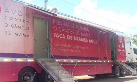 Carreta do Hospital do Câncer de Barretos atenderá em Fátima do Sul