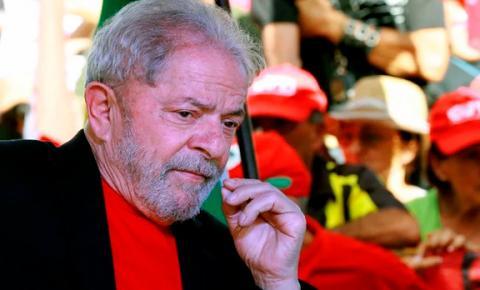 Lula fala em