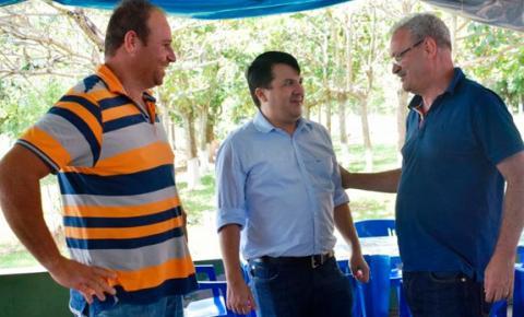Geraldo destina R$ 200 mil para aquisição de equipamentos em saúde para Vicentina