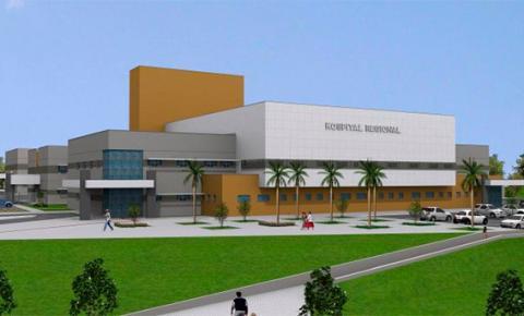 Governador assina nesta sexta ordem de serviço para construção do Hospital Regional de Dourados